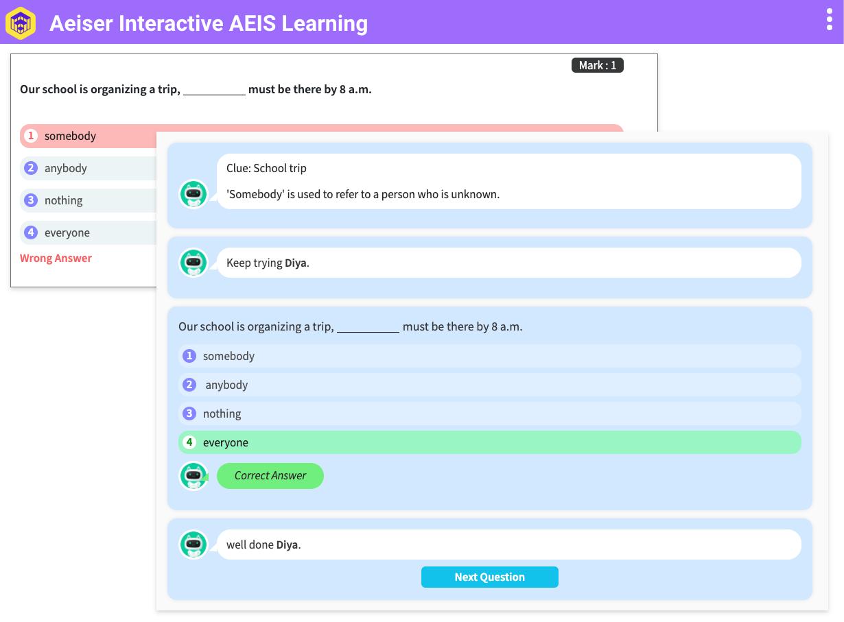 Aeiser Interactive AEIS Exam Learning